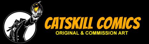 Catskill Comics logo